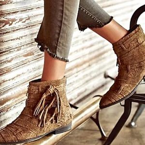 Free People Decades Boots